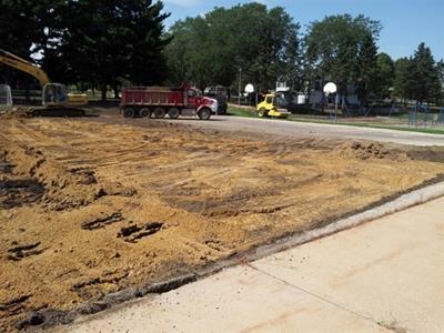 District Pavement Repairs 2012