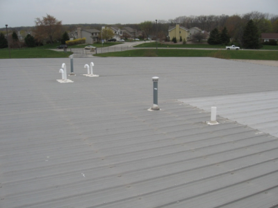 EAA Chapter 838 Facility Roofing Rehabilitation