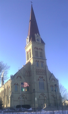 St. Bernard's Catholic Church